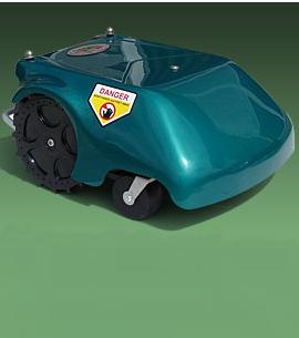 Upgrade mower